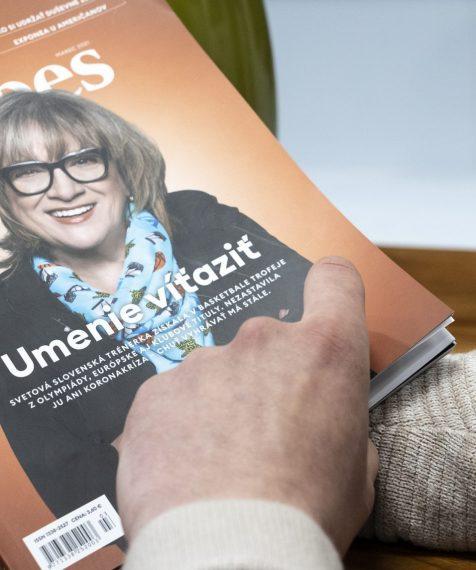 AP MEDIA včasopise Forbes