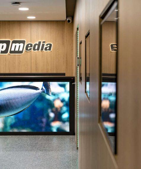 Náš showroom v Televízií TA3